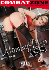 Mommy Dear Ass DVD front cover