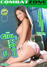 The Girl Next Door #5 DVD front cover