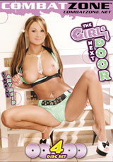 The Girl Next Door 4 Pack DVD front cover