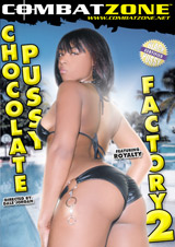 Chocolate Pussy Factory #2 DVD front cover