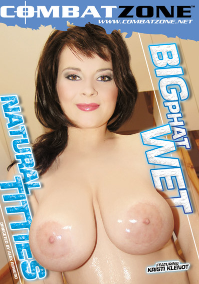 Big Phat Wet Natural Titties DVD front cover