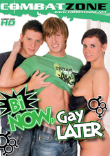 Bi Now Gay Later DVD front cover