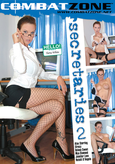Secretaries #2 DVD front cover