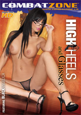 High Heels And Glasses DVD front cover