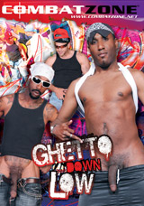 Ghetto Down Low DVD front cover