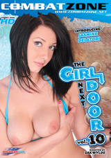 The Girl Next Door #10 DVD front cover