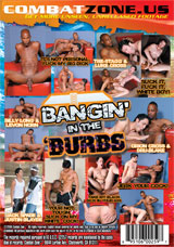 Bangin' In The 'Burbs DVD back cover