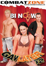 Bi Now Gay Later #2 DVD front cover