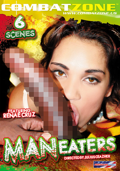Maneaters Front Cover (PG Edit)