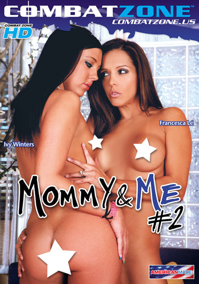 Mommy And Me #2 Front Cover (PG Edit)