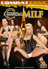 Eur-A MILF DVD front cover