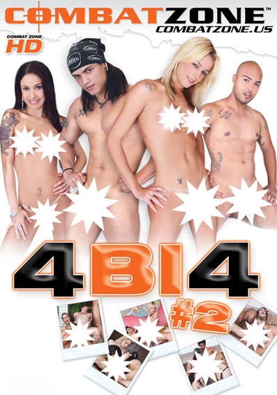 4 Bi 4 #2 Front Cover (PG Edit)