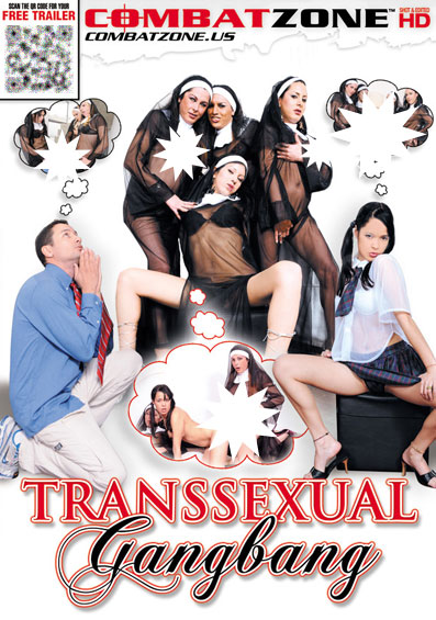 Transsexual Gangbang Front Cover (PG Edit)