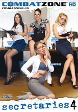 Secretaries #4 DVD front cover