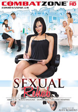 Sexual Rehab DVD front cover