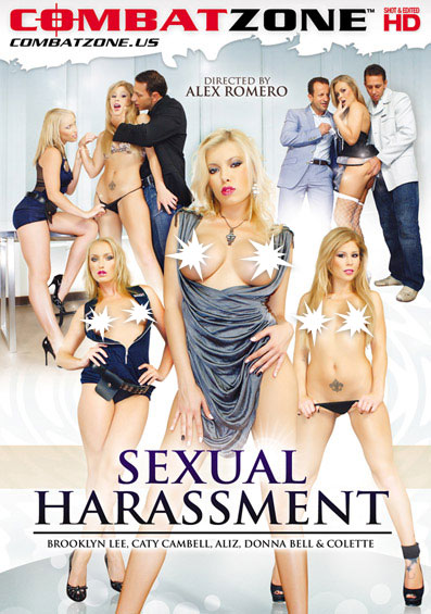 Sexual Harassment Front Cover (PG Edit)