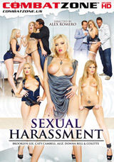 Sexual Harassment DVD front cover