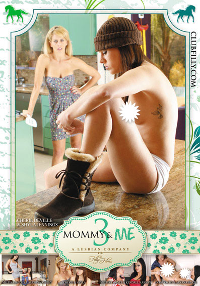 Mommy And Me #3 Front Cover (PG Edit)