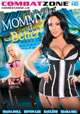 Mommy Does It Better DVD front cover