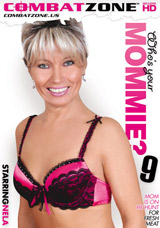 Who's Your Mommie? #9 DVD front cover