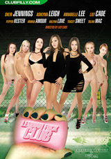 Lesbian Fuck Club DVD front cover