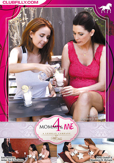 Mommy And Me #4 Front Cover (PG Edit)