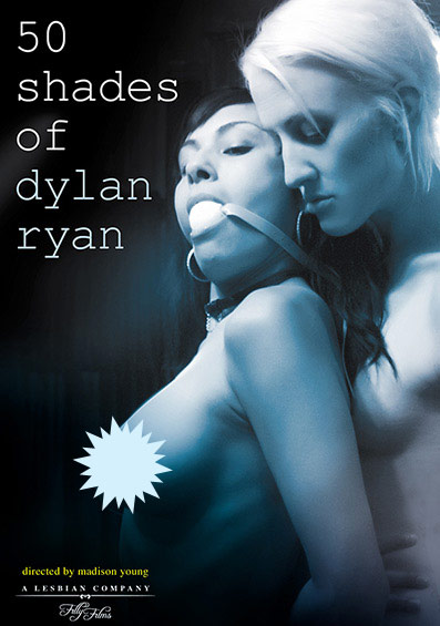 50 Shades of Dylan Ryan Front Cover (PG Edit)