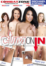 Cum On In DVD front cover