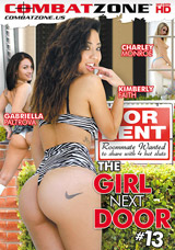 The Girl Next Door #13 DVD front cover