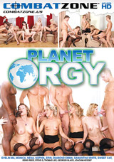 Planet Orgy DVD front cover