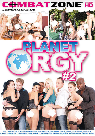 Planet Orgy #2 Front Cover (PG Edit)