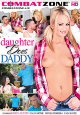 Daughter Does Daddy DVD front cover