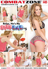 Relax He's My Stepdad #5 DVD front cover
