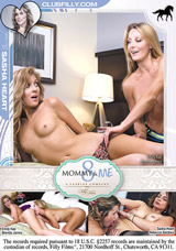 Mommy And Me #8 DVD back cover