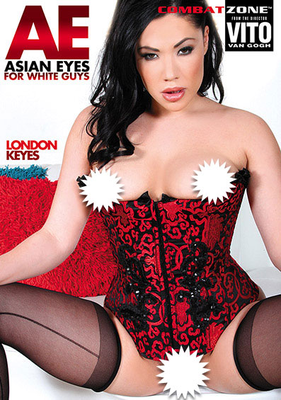 Asian Eyes For White Guys Front Cover (PG Edit)
