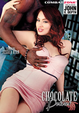 Chocolate Desires DVD front cover