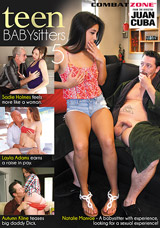 Teen Babysitters #5 DVD front cover