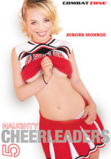 Naughty Cheerleaders #5 DVD front cover