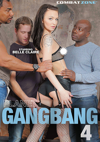 Planet Gang Bang #4 Front Cover (PG Edit)