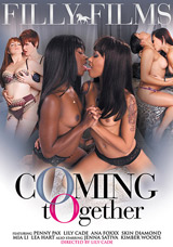Coming Together DVD front cover