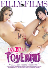 Babes In Toyland DVD front cover