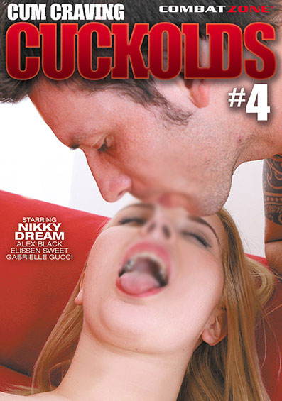 Cum Craving Cuckolds #4 Front Cover (PG Edit)