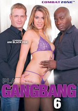 Planet Gang Bang #6 DVD front cover