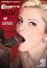 Cougars Gone Wild #2 DVD front cover