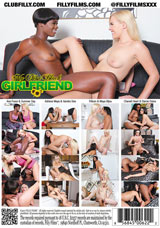 My First Black Girlfriend DVD back cover