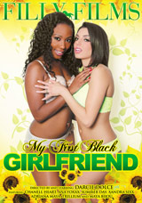 My First Black Girlfriend DVD front cover