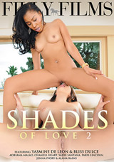Shades Of Love #2 DVD front cover