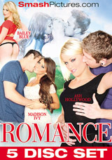 Romance 5 Disc Set DVD front cover