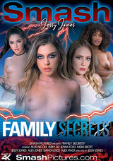 Family Secrets DVD front cover